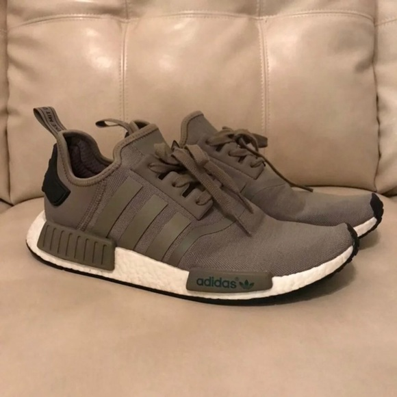 ea253128acef adidas Other - Men s olive green NMD